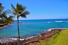 Admire Kauai's natural beauty from the lanai.
